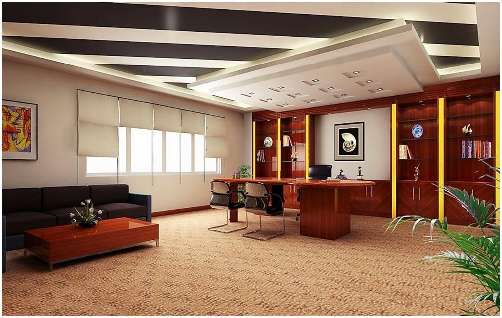 VLOOK.VN - Lựa chọn vị trí văn phòng cho thuê theo phong thủy văn phòng 1