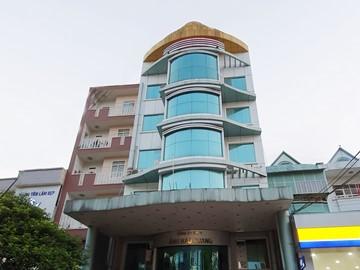 Cao ốc văn phòng cho thuê tòa nhà Ánh Hào Quang Building Đường D5 Phường 25 Quận Bình Thạnh TP.HCM