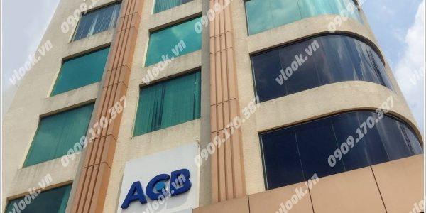 Cao ốc cho thuê văn phòng Atic Building, Nguyễn Thị Minh Khai, Quận 1, TPHCM - vlook.vn