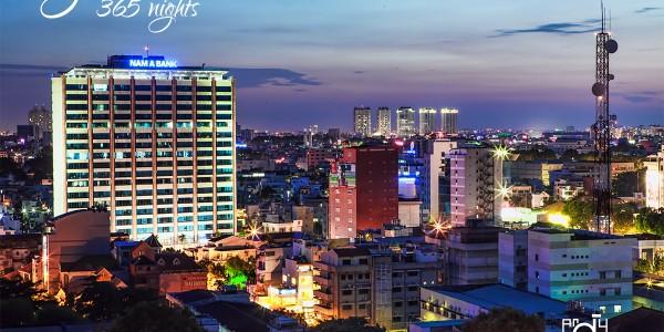 VLOOK.VN - Cho thuê văn phòng Quận 3- Nam Á Building