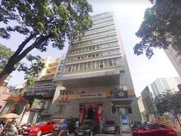 Cao ốc văn phòng cho thuê Báo Nhân Dân Building, Phạm Ngọc Thạch, Quận 3, TP.HCM - vlook.vn