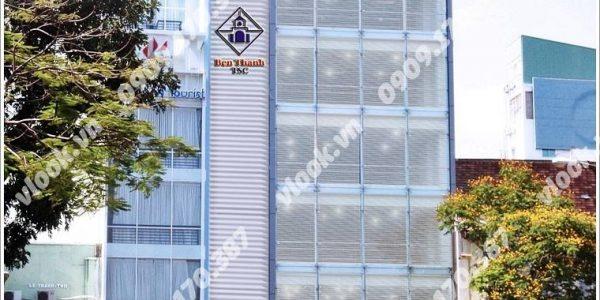 Cao ốc văn phòng cho thuê Bến Thành TSC Building Lê Thánh Tôn Quận 1 TP.HCM - vlook.vn