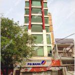 Cao ốc văn phòng cho thuê Bình Hoà Building Nơ Trang Long Quận Bình Thạnh TP.HCM