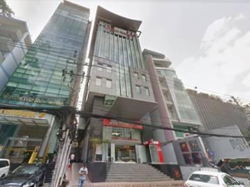 Mặt trước cao ốc cho thuê văn phòng Bitexco Nam Long, Võ Văn Tần, Quận 3, TPHCM - vlook.vn