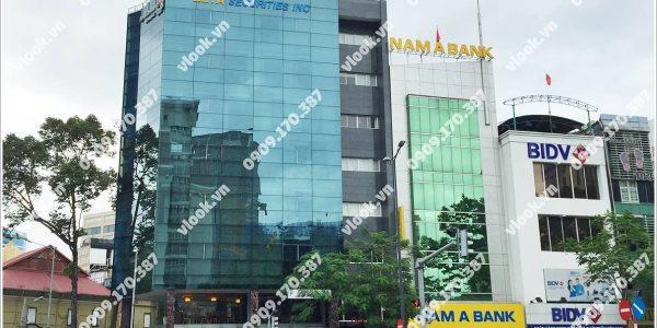 Cao ốc cho thuê văn phòng Beta Building Hàm Nghi, Quận 1, TP.HCM - vlook.vn