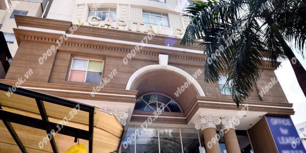Cao ốc cho thuê văn phòng Capital Place, Thái Văn Lung, Quận 1, TPHCM - vlook.vn
