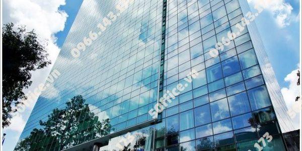 Cao ốc cho thuê văn phòng Centec Tower, Nguyễn Thị Minh Khai, Quận 3, TPHCM - vlook.vn