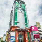 Cao ốc cho thuê văn phòng Central Park Building, Nguyễn Trãi, Quận 1, TPHCM - vlook.vn
