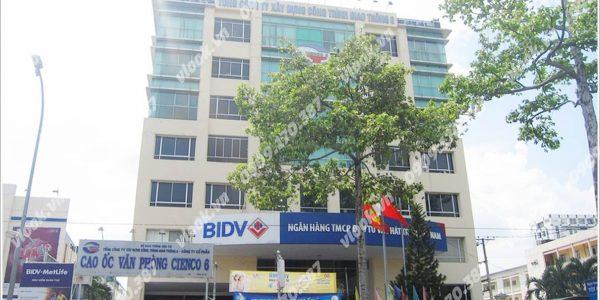 Cao ốc văn phòng cho thuê Cienco 6 Building Đinh Tiên Hoàng Phường 3 Quận Bình Thạnh TP.HCM - vlook.vn