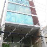 Cao ốc văn phòng cho thuê CNC Building Nguyễn Bá Tuyển Phường 12 Quận Tân Bình TP.HCM - vlook.vn