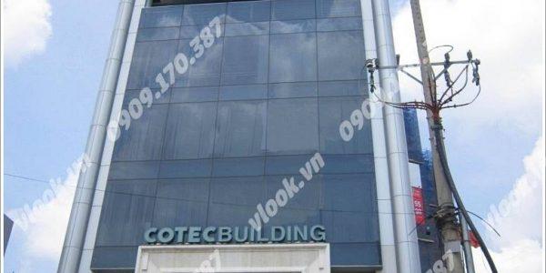 Cao ốc văn phòng cho thuê Cotec Building Nguyễn Trường Tộ, Phường 12, Quận 4, TP.HCM - vlook.vn