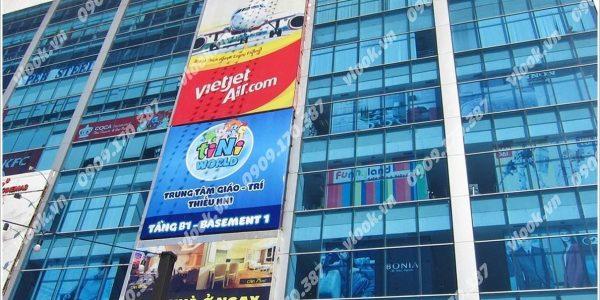 Cao ốc cho thuê văn phòng CT Plaza, Trường Sơn, Phường 2, Quận Tân Bình, TP.HCM - vlook.vn