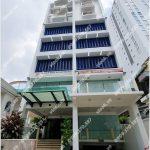 Mặt trước cao ốc cho thuê văn phòng D House Building, Nguyễn Thị Diệu, Quận 3, TPHCM - vlook.vn