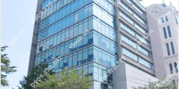 Đại Minh Convention Tower - Văn phòng cho thuê quận 7 đường Hoàng Văn Thái - vlook.vn