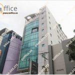 Cao ốc cho thuê văn phòng DC Tower, Lý Chính Thắng, Quận 3, TPHCM - vlook.vn