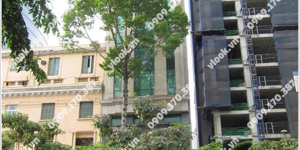 Cao ốc cho thuê văn phòng Empire Tower Hàm Nghi Quận 1 TP.HCM - vlook.vn