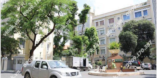 Cao ốc cho thuê văn phòng Fosco Building Bà Huyện Thanh Quan Quận 3 TPHCM - vlook.vn