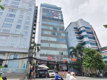 Cao ốc văn phòng cho thuê GB Tower Cách Mạng Tháng Tám, Phường 6, Quận 3, TP.HCM - vlook.vn