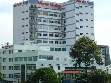 Cao ốc văn phòng cho thuê Giầy Việt Plaza Lý Chính Thắng Quận 3 - vlook.vn