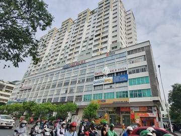 Cao ốc cho thuê văn phòng H3 Building Hoàng Diệu Quận 4 - vlook.vn