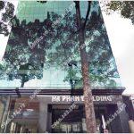 Cao ốc cho thuê văn phòng Hà Phan Building, Tôn Thất Tùng, Quận 1, TPHCM - vlook.vn