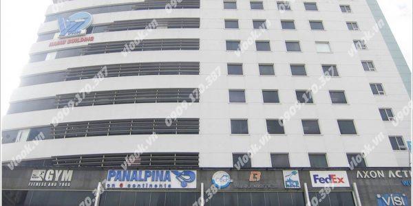 Cao ốc cho thuê văn phòng Hải Âu Building, Trường Sơn, Phường 4, Quận Tân Bình, TP.HCM - vlook.vn