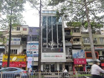 Cao ốc cho thuê văn phòng Han Building, Trần Hưng Đạo, Quận 1 - vlook.vn