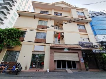 Cao ốc cho thuê văn phòng Hạnh Trí Building, Nguyễn Thị Minh Khai, Quận 1 - vlook.vn