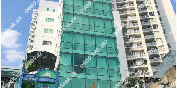 Cao ốc văn phòng cho thuê HBT Tower Hai Bà Trưng Quận 1 TPHCM - vlook.vn