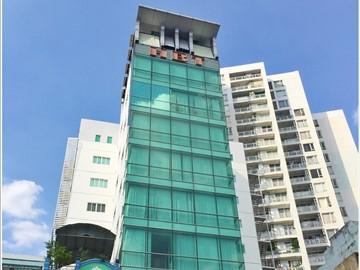 Cao ốc cho thuê văn phòng HBT Tower, Hai Bà Trưng, Quận 1 - vlook.vn