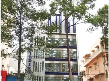 Cao ốc cho thuê văn phòng Hemera Building, Trần Hưng Đạo, Quận 1 - vlook.vn