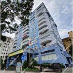 Cao ốc cho thuê văn phòng HMTC Building, Trần Hưng Đạp, Quận 1, TPHCM - vlook.vn