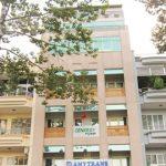 Cao ốc cho thuê văn phòng Hoàng Đan Building, Hoàng Sa, Quận 1 - vlook.vn