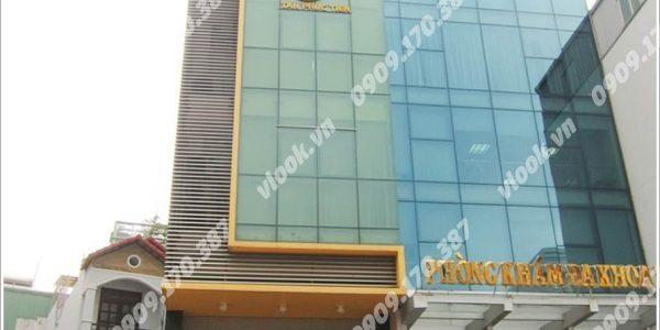 Cao ốc văn phòng cho thuê Hồng Hà 2 Building Phường 2 Quận Tân Bình TP.HCM - vlook.vn