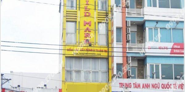 Cao ốc văn phòng cho thuê Hồng Loan Building Cộng Hòa Phường 4 Quận Tân Bình - vlook.vn