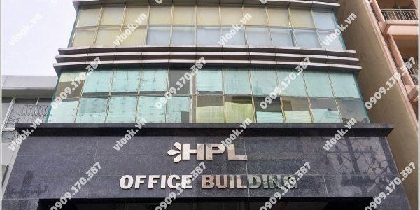 Cao ốc cho thuê văn phòng HPL Office Building Nguyễn Văn Thủ, Quận 1, TP.HCM - vlook.vn
