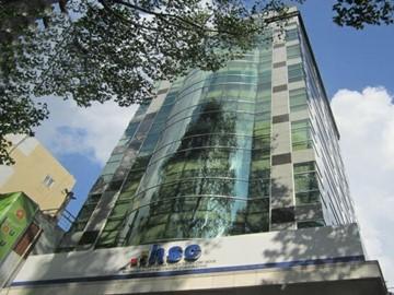 Cao ốc cho thuê văn phòng HSC Building, Trần Hưng Đạo, Quận 1 - vlook.vn