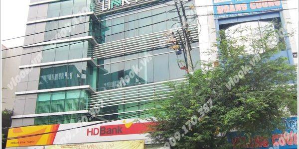 Cao ốc văn phòng cho thuê HT Building Đường D2 Phường 25 Quận Bình Thạnh TP.HCM - vlook.vn