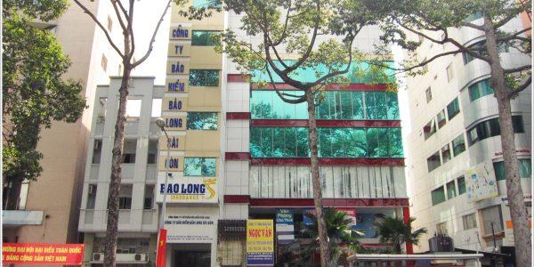 Cao ốc cho thuê văn phòng HT Building, Trần Hưng Đạo, Quận 1 - vlook.vn