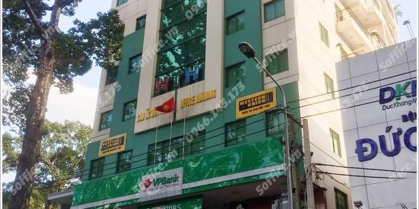 Cao ốc văn phòng cho thuê quận 5 HTH Building đường Nguyễn Chí Thanh - vlook.vn