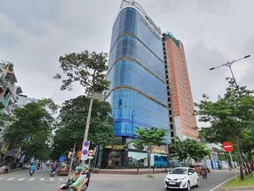 Cao ốc cho thuê văn phòng Huba Tower, Võ Văn Kiệt, Quận 1 - vlook.vn