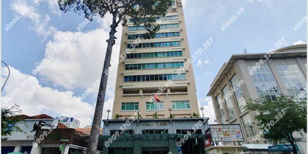 Cao ốc cho thuê văn phòng IPC Itaxa House, Quận 3, TPHCM - vlook.vn