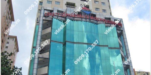 Cao ốc cho thuê văn phòng Khahomex Building Bến Vân Đồn Quận 4, TP.HCM - vlook.vn