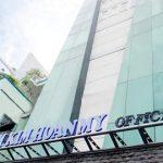 Cao ốc văn phòng cho thuê tòa nhà Kim Kim Hoàn Mỹ Building, Trần Thiện Chánh, Quận 10, TPHCM - vlook.vn