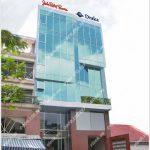 Cao ốc văn phòng cho thuê Konia Building Trương Định Quận 3 - vlook.vn