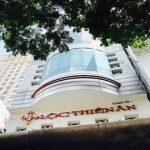 Cao ốc văn phòng cho thuê tòa nhà Lộc Thiên Ân Building, Nguyễn Khoái, Quận 4, TPHCM - vlook.vn