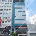 Cao ốc cho thuê văn phòng Nam Việt Steel Building Nguyễn Văn Trỗi Quận Tân Bình TP.HCM - vlook.vn 01