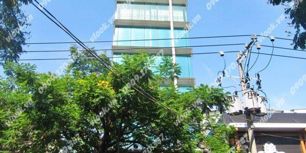 Cao ốc văn phòng cho thuê tòa nhà OIIC Building, Lê Văn Sỹ, Quận Tân Bình, TPHCM - vlook.vn