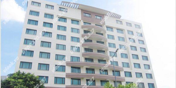 Cao ốc văn phòng cho thuê Park Royal SG Building Nguyễn Văn Trỗi Quận Tân Bình TP.HCM - vlook.vn
