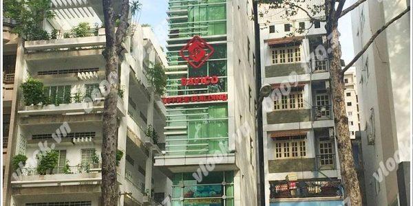 Cao ốc cho thuê văn phòng Savico Building, Trần Hưng Đạo, Quận 1, TPHCM - vlook.vn